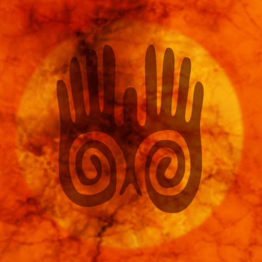 Sacramento Shamanic Center Retina Logo